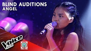 Sino Ang Baliw By Angel Andal | The Voice Kids Philippines Blind Auditions 2019