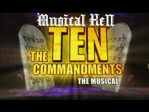 The Ten Commandments: Musical Hell Review #20 video