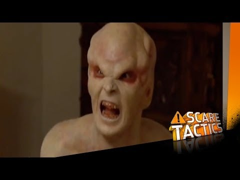 Alien Babysitter | Alien | Scare Tactics