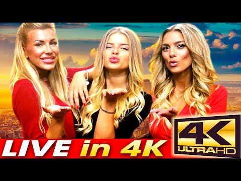 ⭐️ Technik-Highlights erleben mit Katie Steiner und Vivien Konca ⭐️ 4K UHD LiveStream