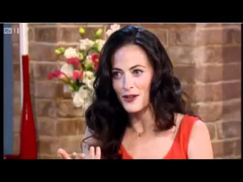 This Morning interview with Lara Pulver 22 Sept 2011