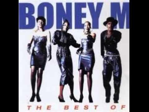Boney M - I Shall Sing