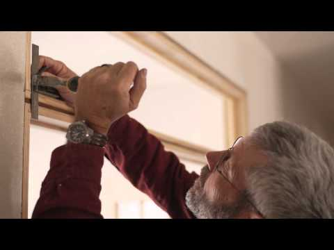 A Transom Over Double Doors - P2 - with Gary Striegler - Installing the Transom