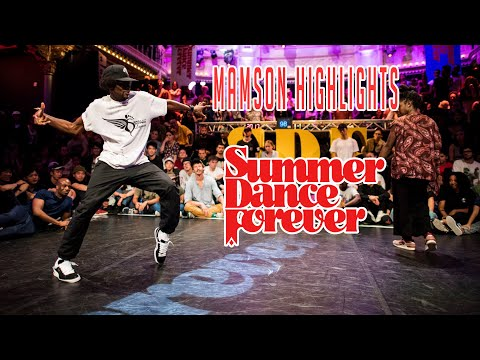 MaMSoN Highlights House Dance Forever - Summer Dance Forever 2017