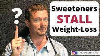 3 Ways Sugar-Free Sweeteners Stall Weight Loss (2020)