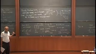 String Compactifications, Edward Witten | Lecture 1 of 2