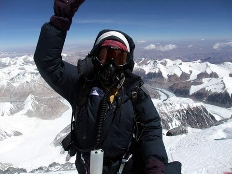 Everest 2012 - The summit push