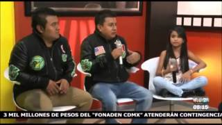 ESTUPIDO-LOS PAPIS RA7 EN NOTICIERO AT-21MEXICO