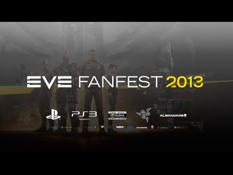 EVE Fanfest 2013: Make EVE Real - Asteroid Mining