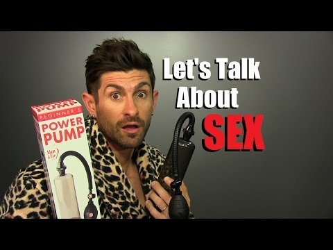 Let's Talk About SEX | TOP 10 Tips For Getting Freaky!