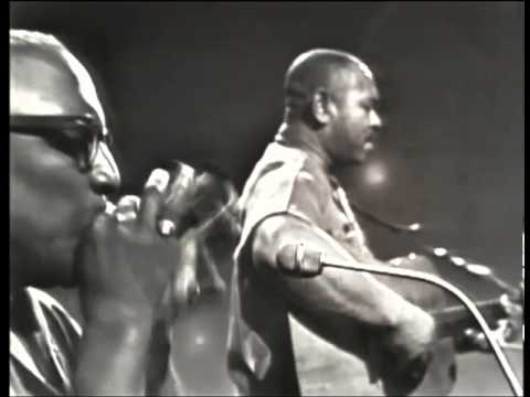 Sonny Terry&Brownie McGhee: Cornbread and Peas