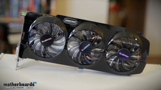Gigabyte GTX 680 OC Windforce 3X Edition 2GB Video Card_ Hands-On Overview