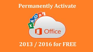 Permanently Activate Microsoft Office 2013/2016 for FREE with KMSAN ✔