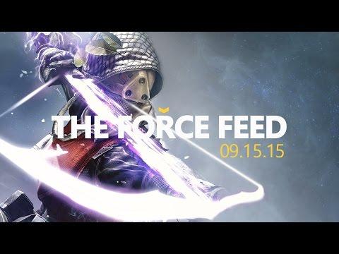 Destiny TTK, Amnesia, TGS [The Force Feed]