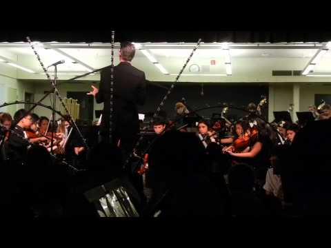 Castillero Middle School Orchestra - John Williams Trilogy