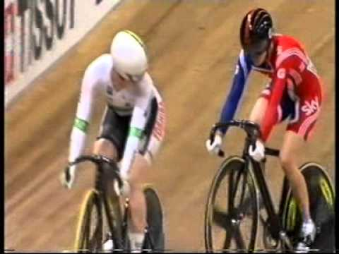2011 UCI Track Cycling World Championships - Women's Match Sprint Semi (Meares Vs Pendleton)