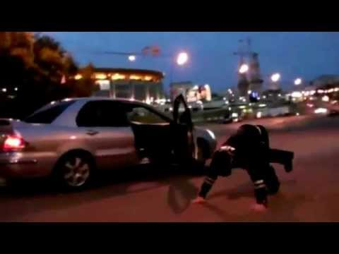 Russian Police action