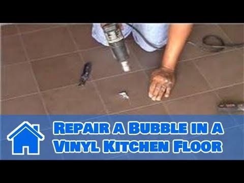 Vinyl Flooring Maintenance Amp Cleaning How To Repair A