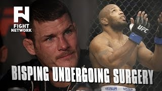 Michael Bisping Undergoing Surgery; Another Interim Title Coming?