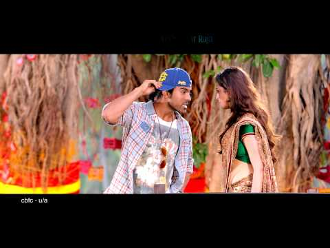 Gav Ram Charan & Kajal Agarwal Romance Trailer 1 - Idlebrain video
