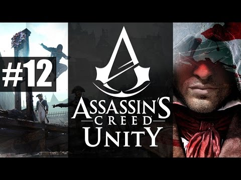 Assassins Creed Unity #12 Egzekucja 1080p PC PL Vertez Gameplay Zagrajmy w