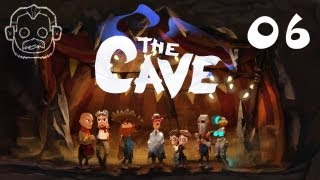 Let's Play The Cave #006 - Jägerin und Gejagter [deutsch] [720p]