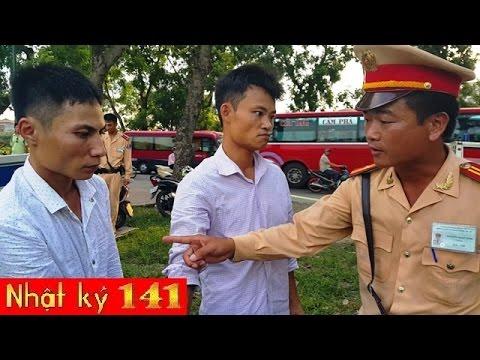 """Clip141: Đối tượng vận chuyển ma túy """"đối đầu"""" cảnh sát 141"""