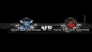 Arranged War - DWA vs RWCS