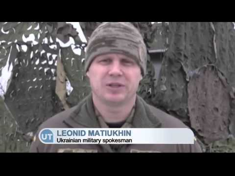 Ukrainian Army 'Destroys Ten Tanks': Russian-backed insurgent offensive continues in east Ukraine