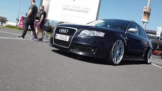 Audi RS 4 B7 in Brilliantschwarz von Florian / Megatief / Audi /