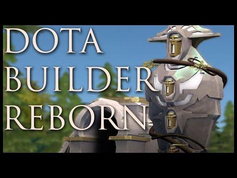 Dota 2 Mods | DOTA BUILDER REBORN!!