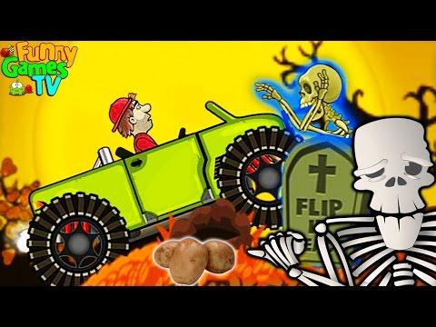 HCR#7 Игровое видео для детей мультик про машинки гонки тачки красочные машинки и очень много трасс