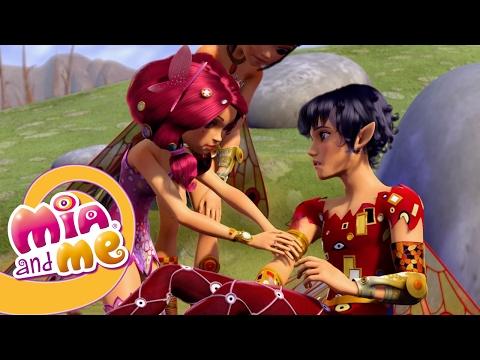 Мия и Я - 1 сезон 9&10 серия - Эльфы и драконы | Мультики для детей про единорогов