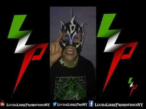 Lucha Libre Promotions NY:Fenix Esta en Camino a LLP Julio 24