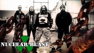 SOULFLY - Dead Behind The Eyes (audio)