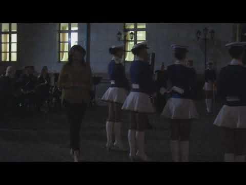 Минск празднует День рождения Москвы!!! Красивые девушки. Концерт.