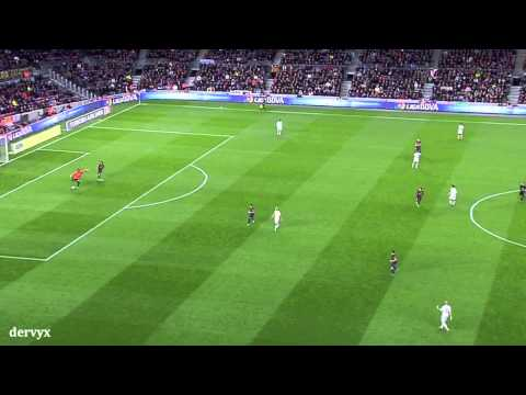 Eric Abidal vs Mallorca (Camp Nou voice)