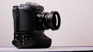 The Panasonic BGG9 Battery Grip for the G9 Micro Four Thirds Camera