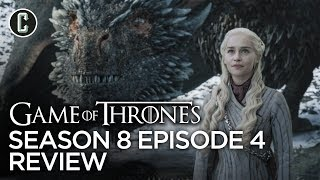 "Game of Thrones Review Season 8 Episode 4 ""The Last of the Starks"" - Thrones Talk"
