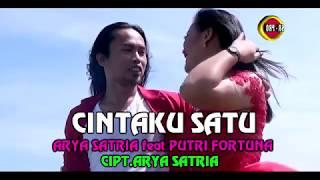 download lagu Arya Satria Feat Putri Fortuna Cintaku Satu  New gratis