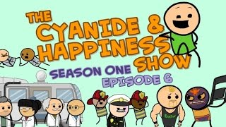 San Diego Breakfast - S1E6 - Cyanide & Happiness Show - INTERNATIONAL RELEASE