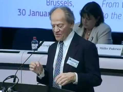 ERA CONFERENCE 2012 - OPENING SESSION - Torsten Wiesel