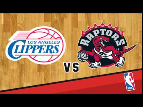 Los Angeles Clippers vs Toronto Raptors 6-2-15 ONLINE