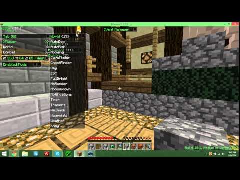how to hack minecraft  Minecraft servers with Nodus