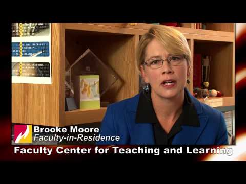 Faculty Center for Teaching and Learning: Faculty-in-Residence Program