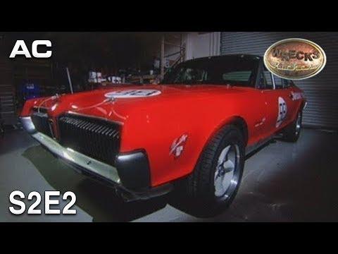 Wrecks to Riches   S02E02   Mercury Cougar