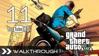 Grand Theft Auto V GTA 5 Walkthrough - Gameplay Part 9 (Mission 10 - Paparazzo: The Sex Tape) HD 1080p PS3 Xbox360 No Commentary