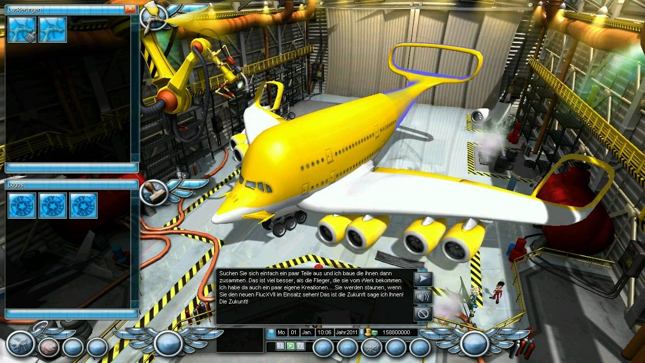 Airline Tycoon 2 Airline Tycoon 2 eu Debut
