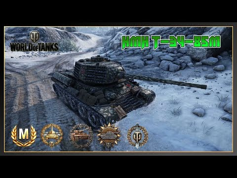 World of Tanks // HMH T-34-85M // Ace Tanker // Devastator // Xbox One