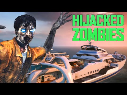 HIJACKED ZOMBIES ★ Call of Duty Zombies (Zombie Games)